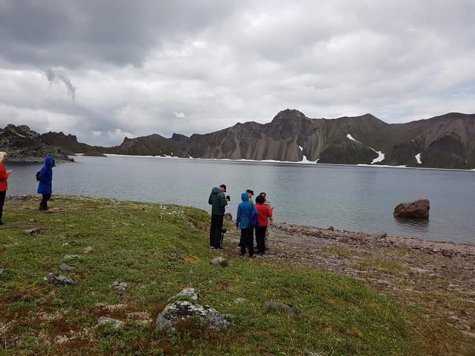 Реки и озера Камчатского края